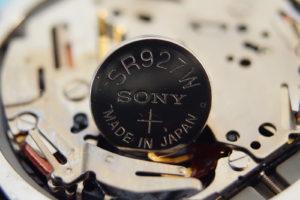 ボタン電池イメージ