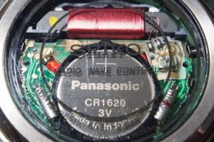 電池電波時計