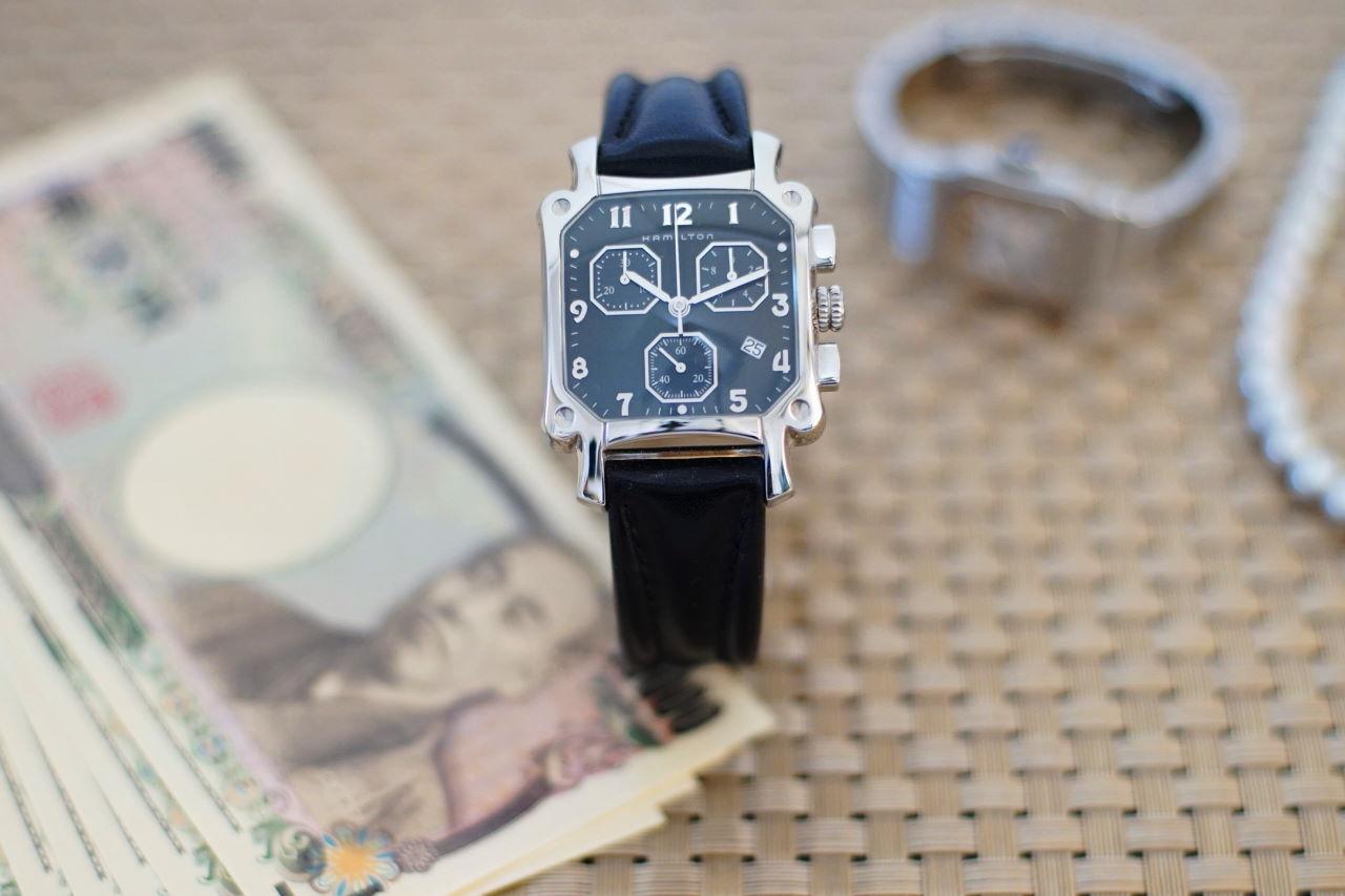 10万円以上の時計をするべき?!