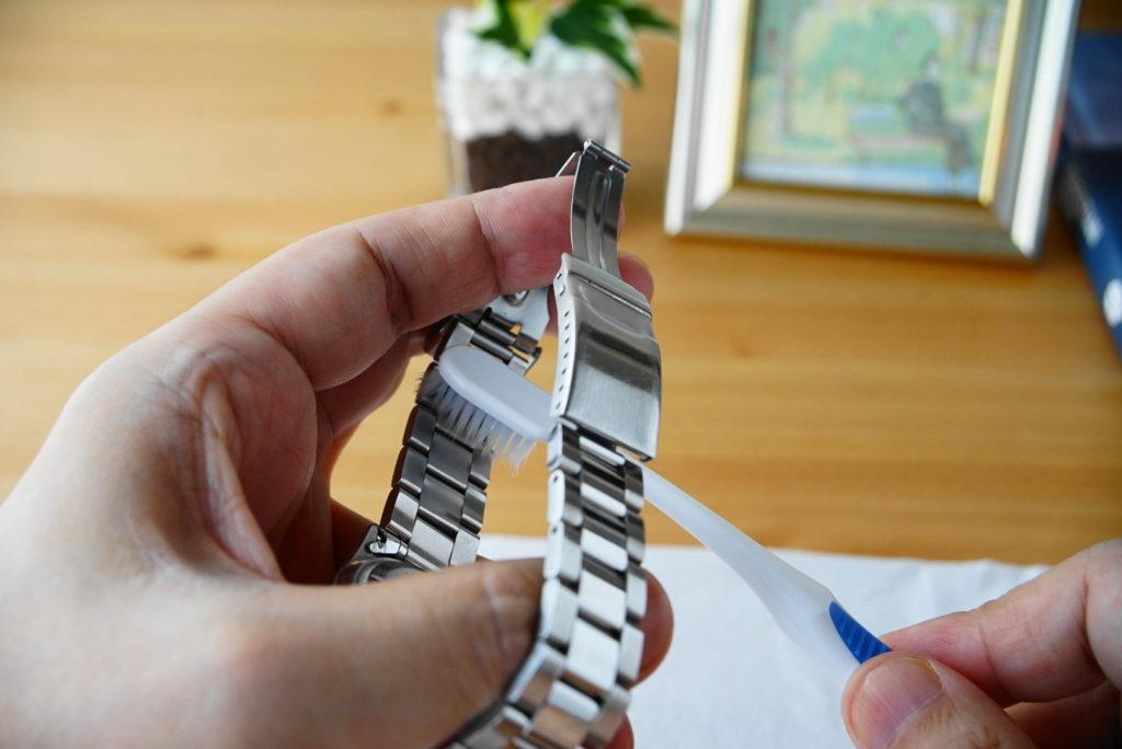 腕時計の掃除方法解説15