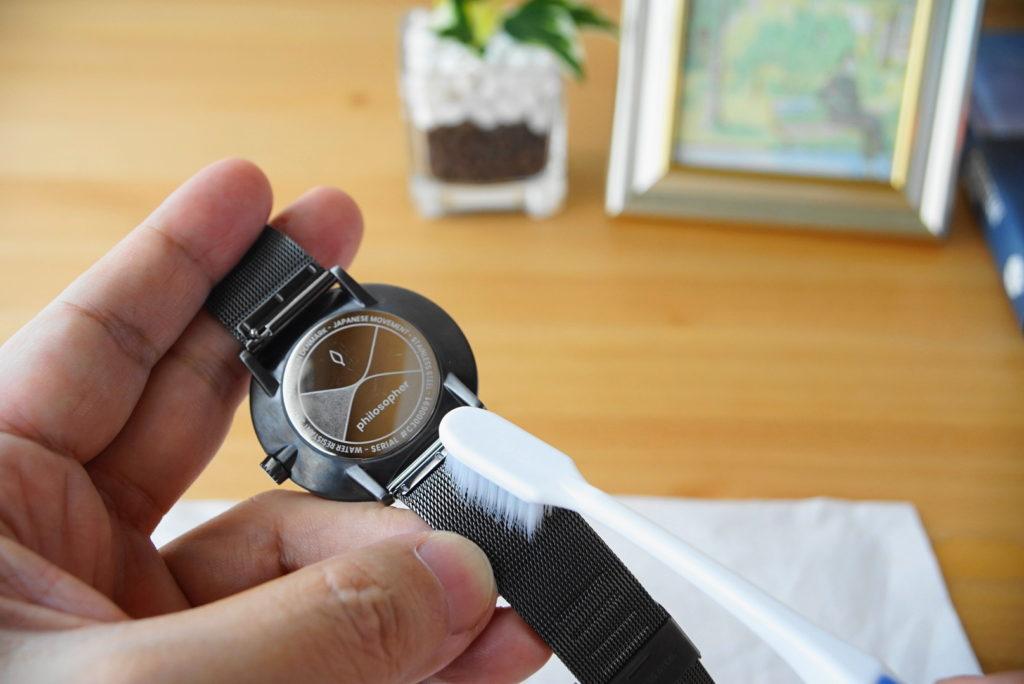 腕時計の掃除方法解説25