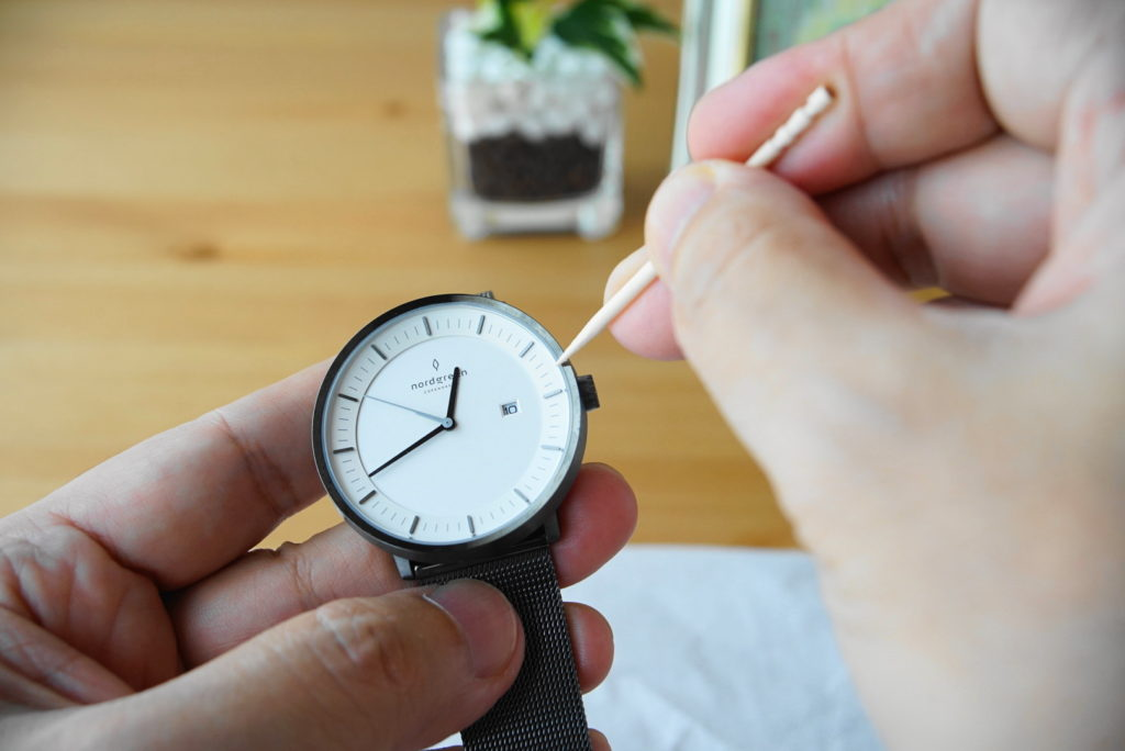腕時計の掃除方法解説26