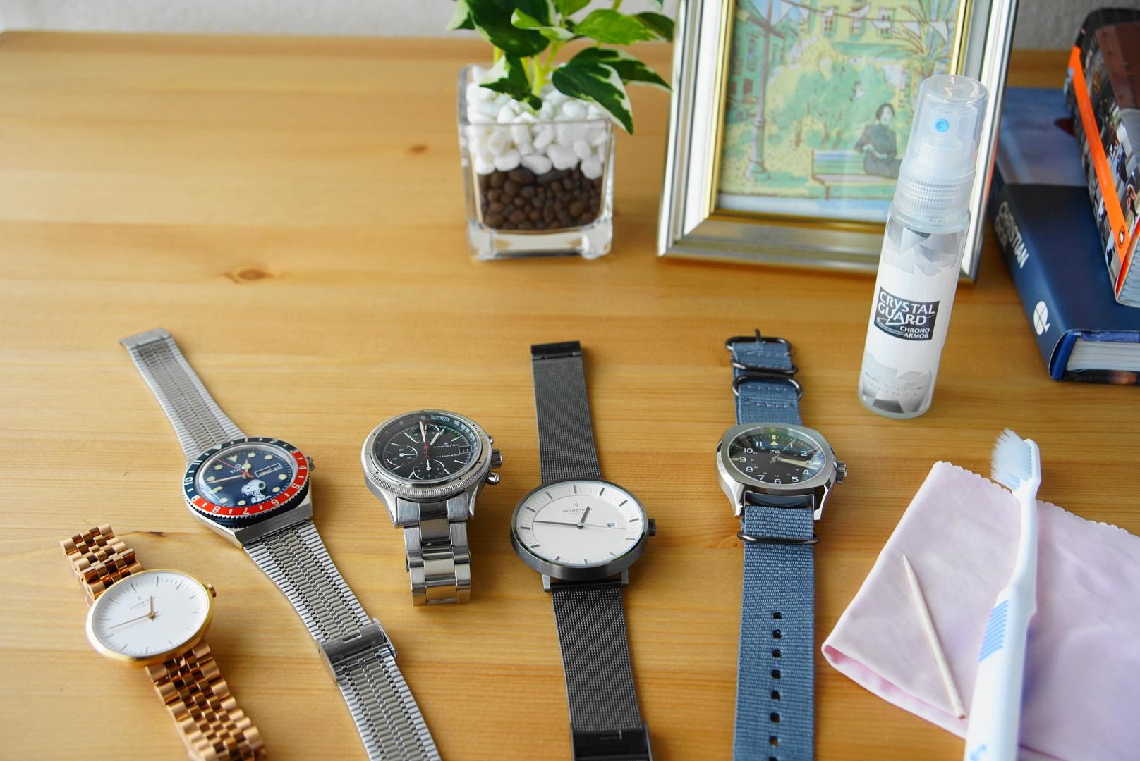 腕時計の掃除方法解説29