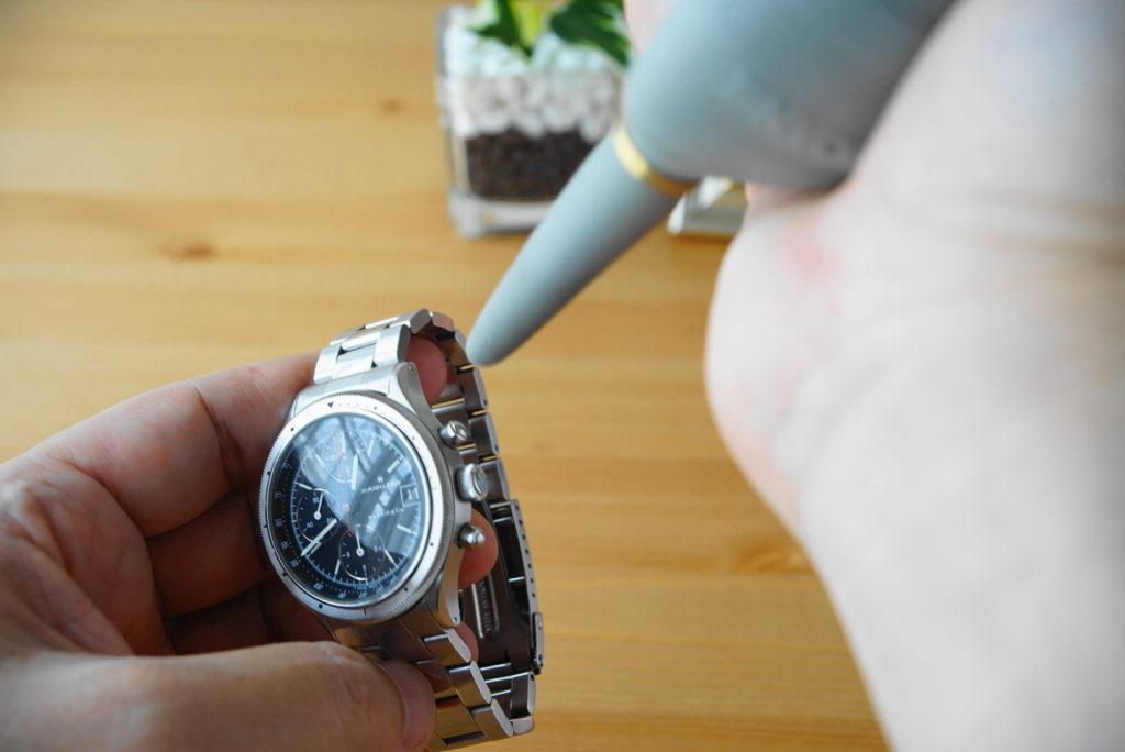 腕時計の掃除方法解説4