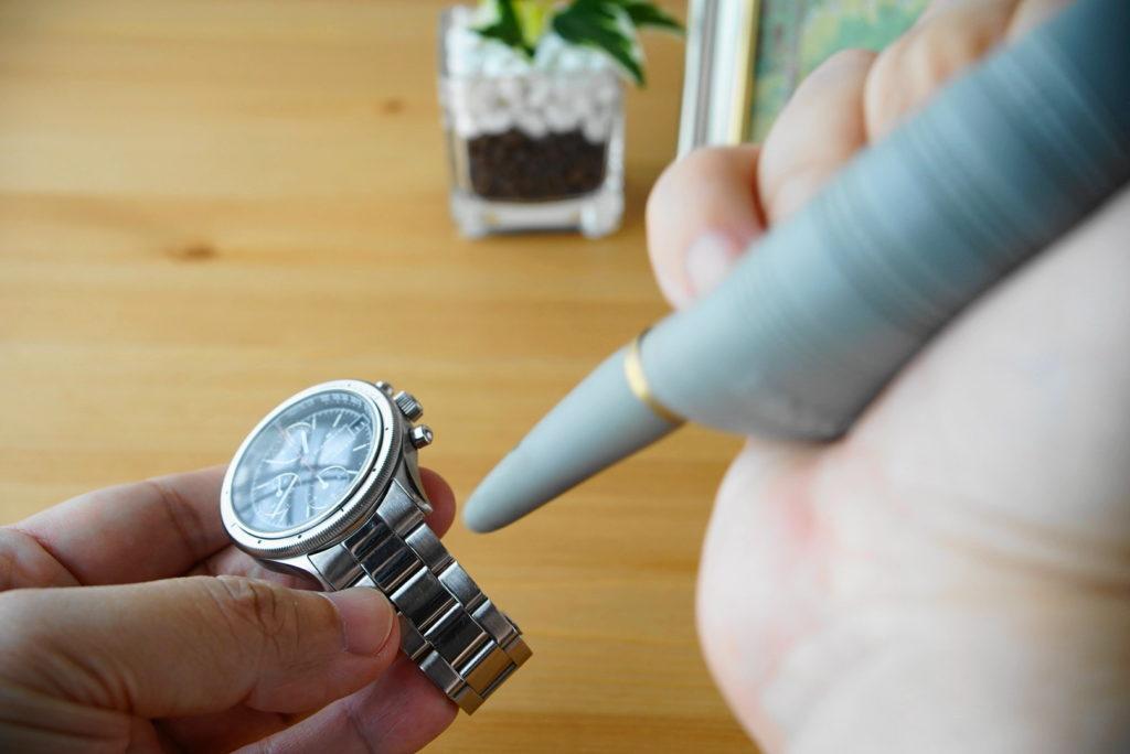 腕時計の掃除方法解説5