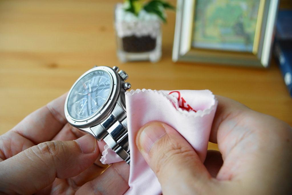 腕時計の掃除方法解説8