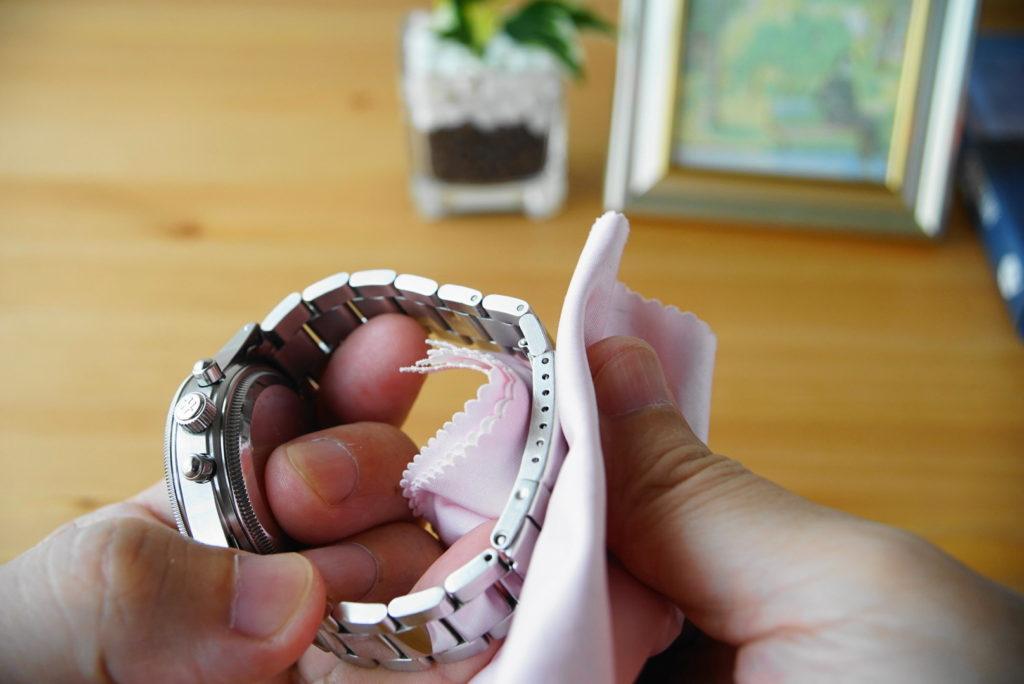 腕時計の掃除方法解説9
